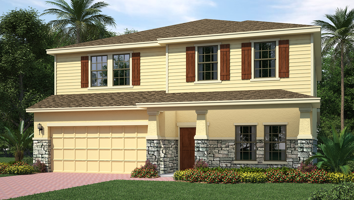 DR Horton Homes New Home Communities Riverview Florida