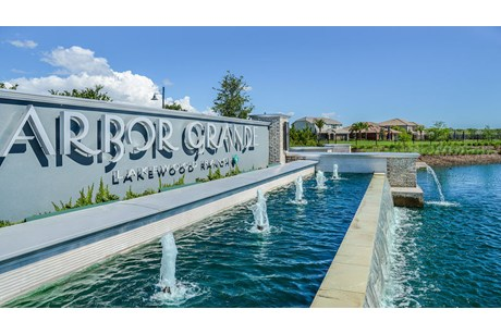 Arbor Grande at Lakewood Ranch Florida New Homes Community
