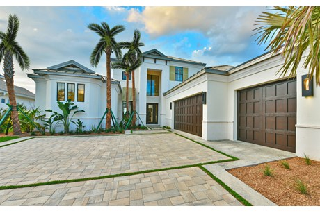Harbour Walk in The Inlets Bradenton Florida New Homes Community