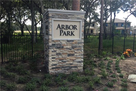 Arbor Park Subdivision New Home Community Riverview Florida