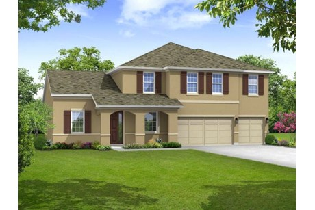 Barrington At South Fork Riverview Florida New Homes Community