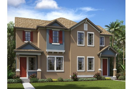 Fishhawk Ranch Paired Homes Lithia Florida New Homes Community