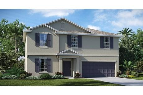 Gibsonton Florida New Homes Communities