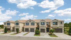 Jackson Square Tampa Florida New Town Homes Community