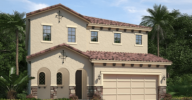 South Tampa Florida New Homes Communities
