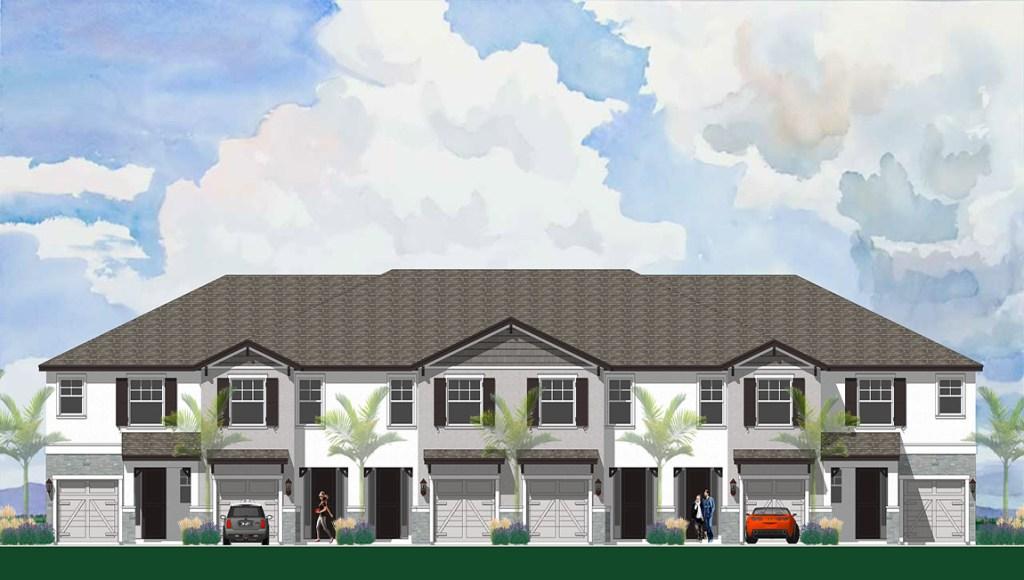 Promenade On Palmer Ranch Sarasota Florida New Condominiums/TownHome Community
