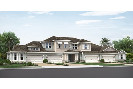 The Enclave At Forest Lakes Sarasota Florida New Homes Community