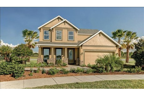 The Preserve At Lodato Riverview Florida New Homes Community