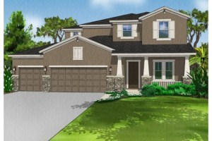 Thonotosassa  Florida New Homes Communities