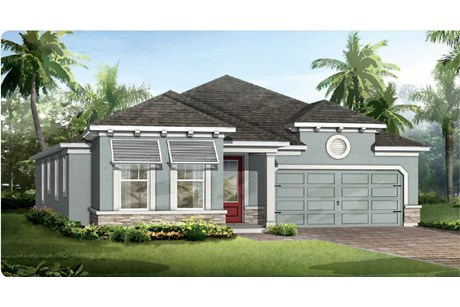 Triple Creek Riverview Florida New Homes Community