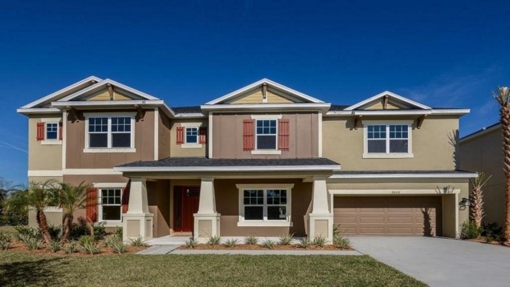 Taylor Morrison Homes Brandon Florida New Homes Communities