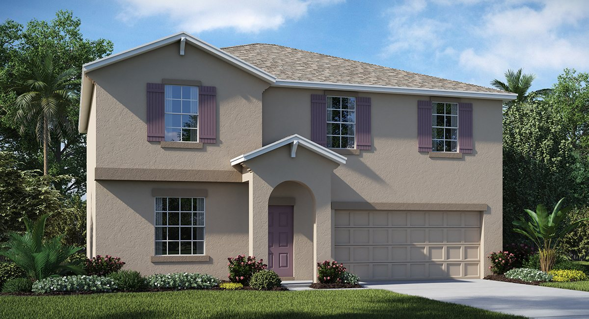 Ayersworth Glen  Wimauma Florida New Homes Community