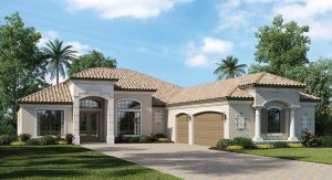 MOORINGS AT HERITAGE HARBOUR Bradenton Florida New Homes Community