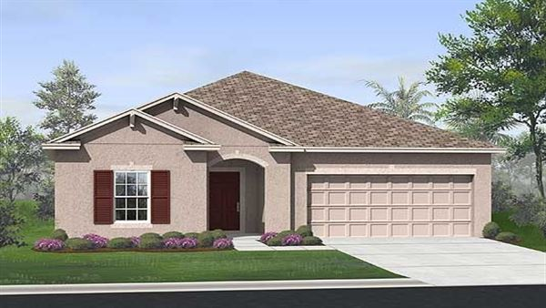 Carriage Pointe Gibsonton Florida New Homes Community