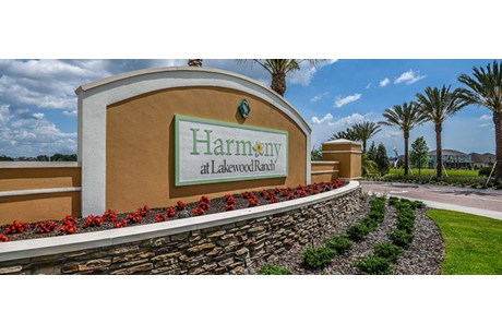 Harmany At Lakewood Ranch Bradenton Florida New Homes Community