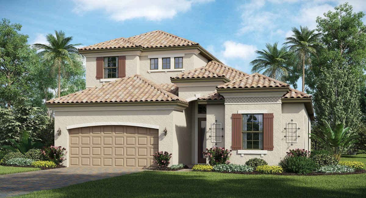 Bradenton & Lakewood Ranch New Homes For Sale by Lennar