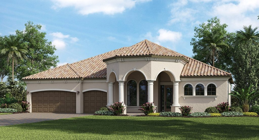 Lakewood Ranch Award-Winning New Homes Collections Communities‎