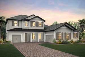 Lakeshore At Lakewood Ranch Waterside Lakewood Ranch Florida New Homes Community