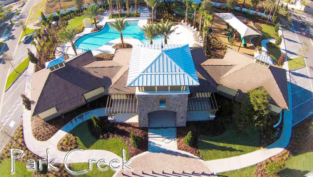 Park Creek Riverview Florida New Homes Community