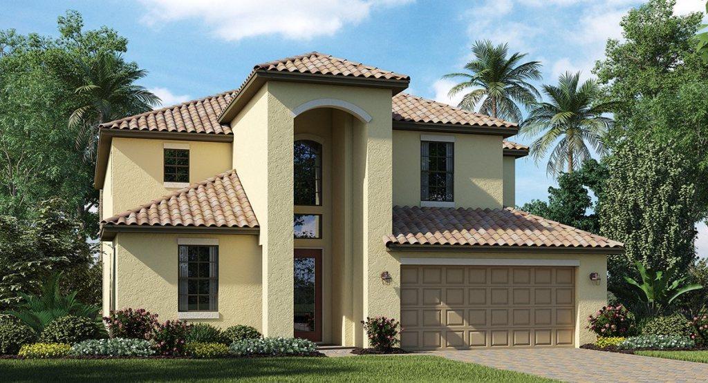 The Monte Carlo Lennar Homes Bradenton & Lakewood Ranch Florida New Homes Communities