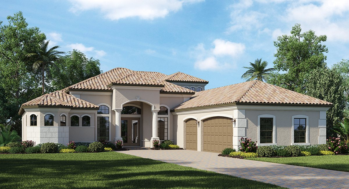 The  Laurel Lennar Homes Bradenton & Lakewood Ranch Florida New Homes Communities