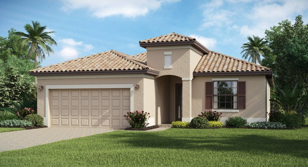 Rosedale New Homes In Bradenton Florida New Homes Community