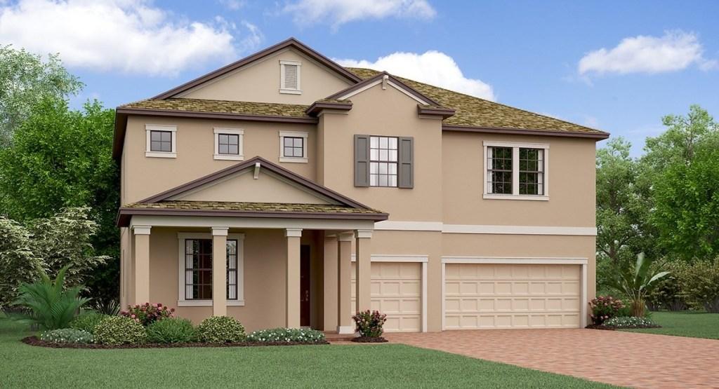 Southshore Bay Wimauma Florida New Homes Communiity