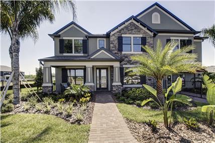 Estates At South Cove M/I Homes Riverview Florida New Homes Community