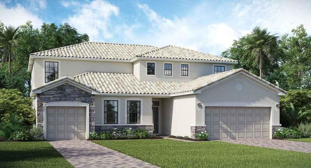 Copperleaf: The Liberation Lennar Homes Bradenton Florida New Homes Communities