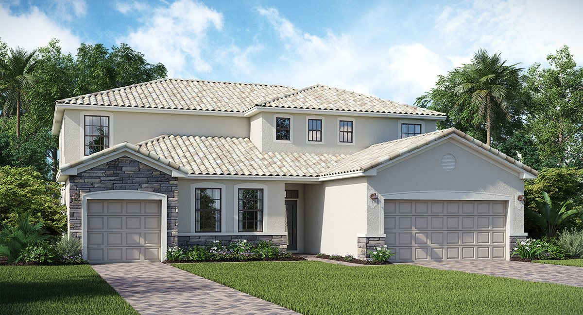 Copperleaf: The Liberation Lennar Homes Bradenton  Florida New Homes Communities