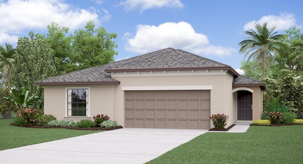 Twin Creeks: The  Harrisburg Lennar Homes Riverview Florida New Homes Community