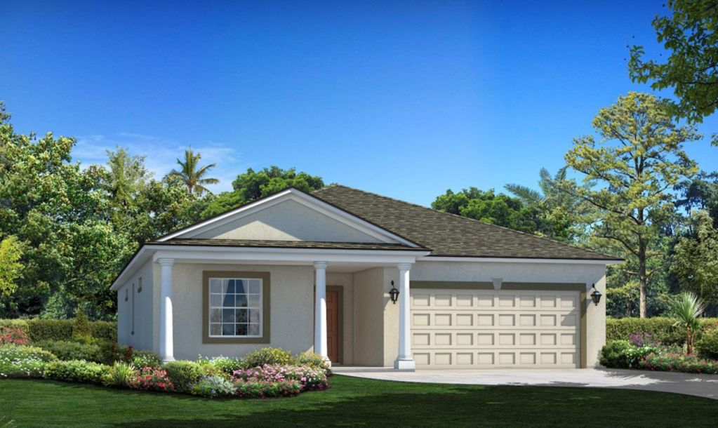 Southshore Bay Caitlyn C Milestone 3 Beds 2 Baths 1,885 SQ FT Wimauma Florida