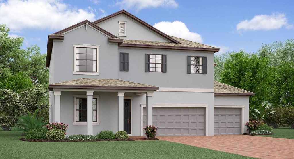 Triple Creek , Homes By West Bay , Lennar , Mattamy Homes , New Homes Community