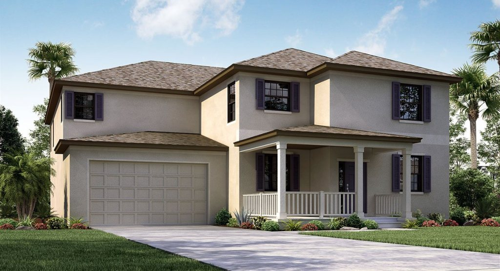 Stillwater at South Fork Riverview Florida Real Estate   Riverview Realtor   New Homes for Sale