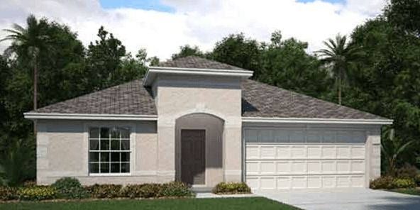 The Harrington  Model  By Lennar Homes Riverview Florida Real Estate | Ruskin Florida Realtor | New Homes for Sale | Tampa Florida