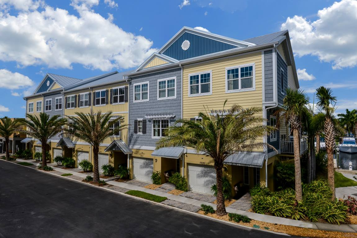 Free Service for Home Buyers   Video Of The Cove at Rocky Point Townhomes Tampa Florida Real Estate   Tampa Realtor   New Homes for Sale   Tampa Florida