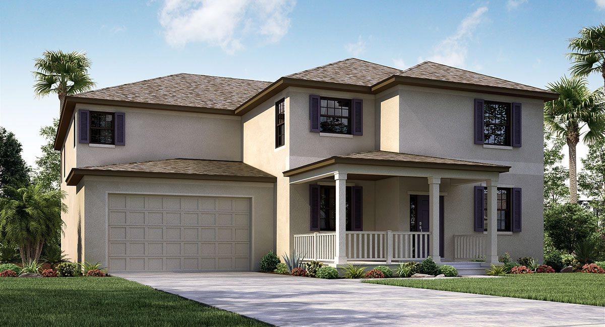 New Homes Communities Lennar Homes Riverview Florida