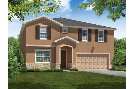 Paddock Manor New Home Community Riverview Florida