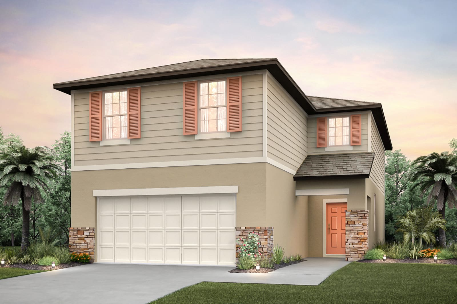 The Driftwood At  Ventana Riverview Florida Real Estate | Riverview Realtor | New Homes for Sale | Riverview Florida