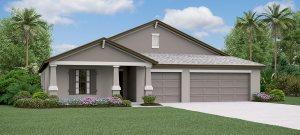 The Santa Fe Model By Lennar Homes Riverview Florida Real Estate   Ruskin Florida Realtor   New Homes for Sale   Tampa Florida