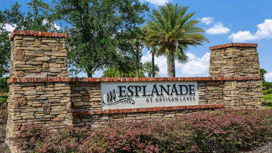 Eave's Bend at Artisan Lakes Palmetto Florida Real Estate | Palmetto Realtor | New Homes for Sale | Palmetto Florida