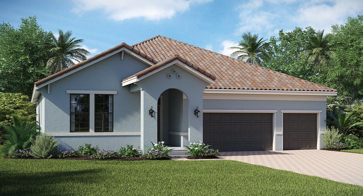 The Grande Cayman Model Lennar Homes Riverview Florida Real Estate | Ruskin Florida Realtor | New Homes for Sale | Tampa Florida