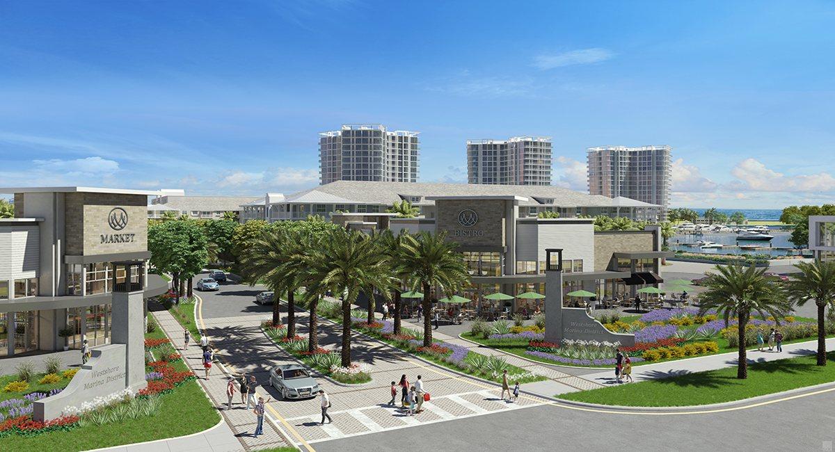 Marina Pointe South Tampa Florida Real Estate | South Tampa Realtor | New Condominiums for Sale | South Tampa Florida