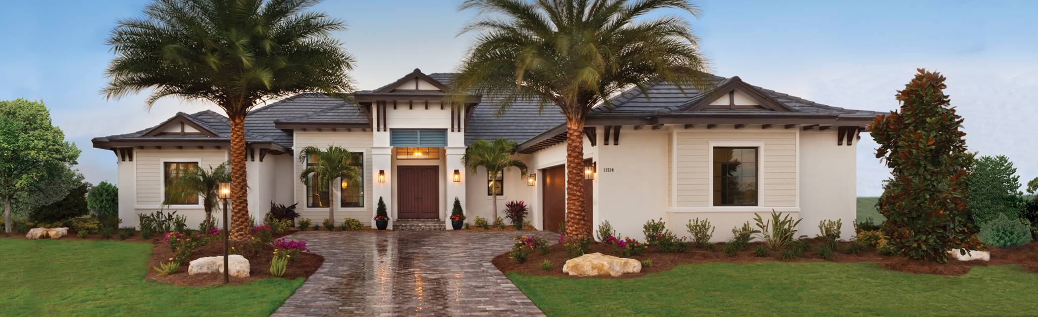 New Home Communities  Parrish Florida