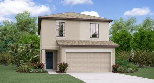 The Madrid II Model Lennar Homes Tampa Florida Real Estate | Ruskin Florida Realtor | Palmetto New Homes for Sale | Wesley Chapel Florida
