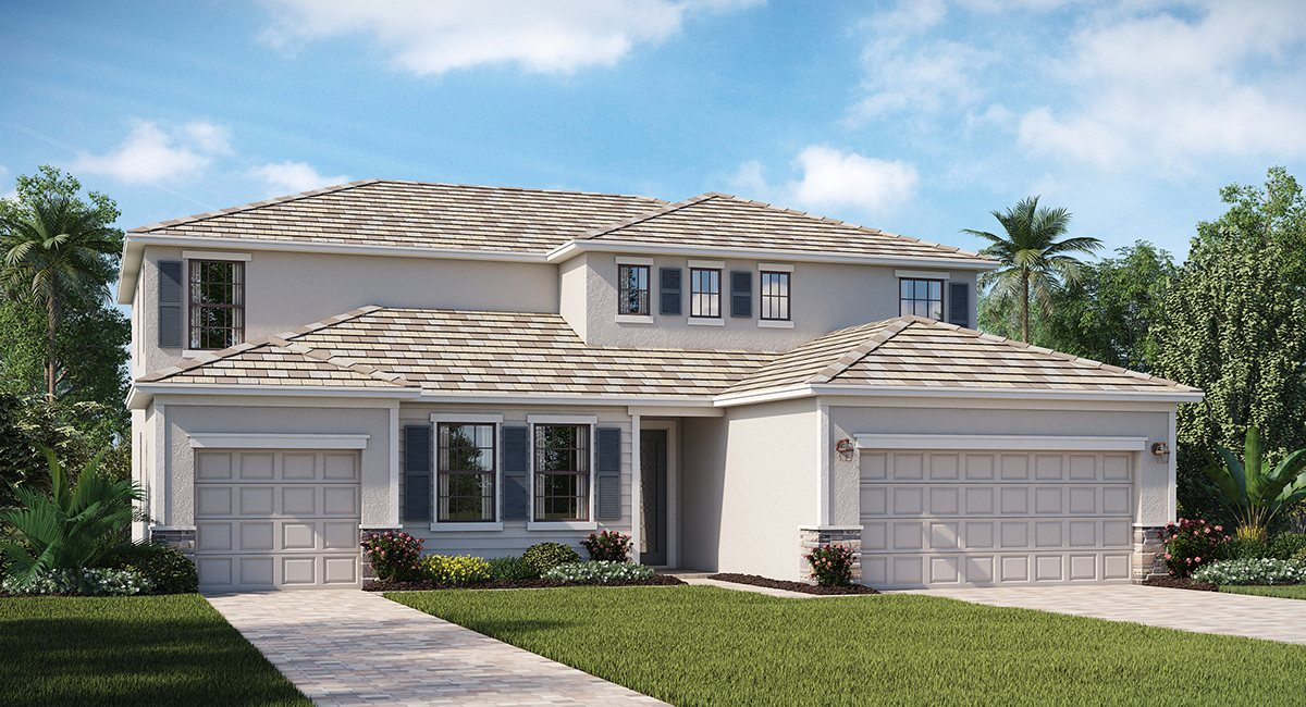 ​Polo Run ​New Home Communities Lakewood Ranch Florida