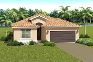 The Bella Model in Valencia Del Sol Wimauma Florida Real Estate   Wimauma Realtor   New Homes for Sale   Wimauma Florida
