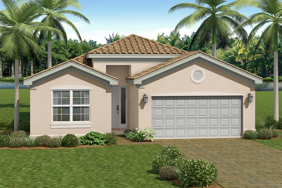 The Catalina Model in Valencia Del Sol Wimauma Florida Real Estate | Wimauma Realtor | New Homes for Sale | Wimauma Florida