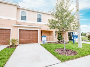 Tuscany Bay West New Town Homes Gibsonton Florida