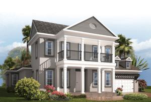 Cardel Homes Wilshire II Model Home MiraBay Apollo Beach Florida Real Estate | Apollo Beach Realtor | New Homes for Sale | Apollo Beach Florida